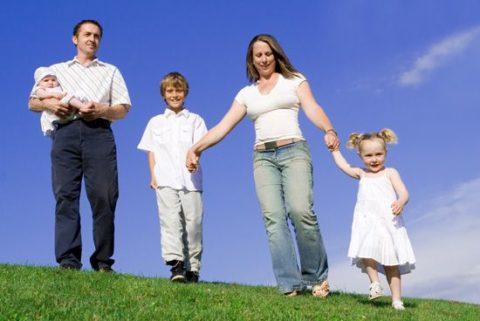 Земельные участки многодетным семьям