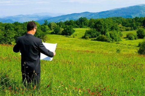 Оформления договора купли-продажи земли