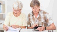 Уплата налога на недвижимость для пенсионеров