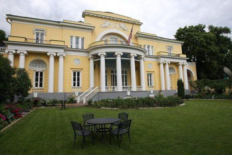Обложение недвижимости налогом на роскошь