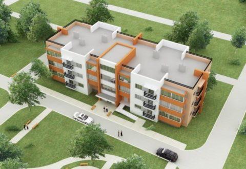 Проектная декларация на строительство жилого многоквартирного дома
