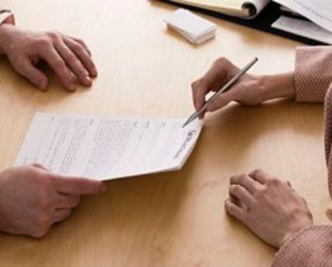 Регистрация договора купли продажи недвижимости