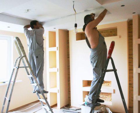 Перепланировка квартиры по проэкту