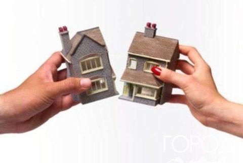 Судебные тяжбы при продаже части квартиры